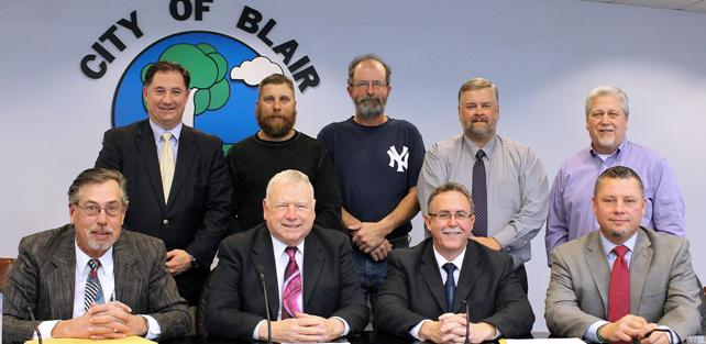 Blair City Council 2014-3